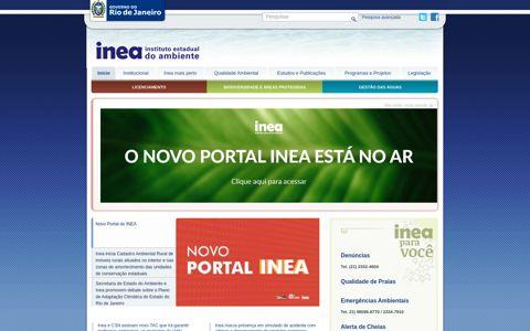 Portal - Inea