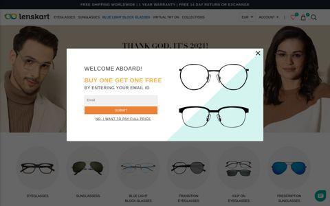 Lenskart: Prescription Eyeglasses with Lenses