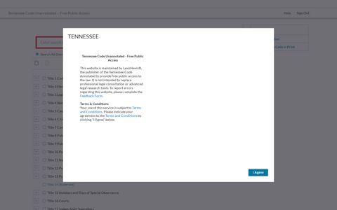 Lexis® - Sign In | LexisNexis - TN.gov