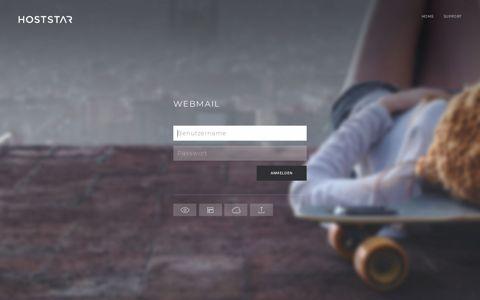 Hoststar-Webmail