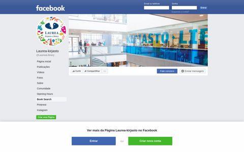 Laurea-kirjasto | Facebook
