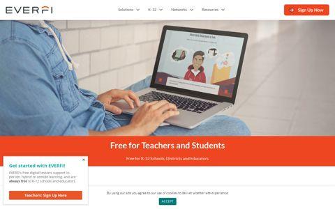 EVERFI Financial Literacy for High School | EVERFI