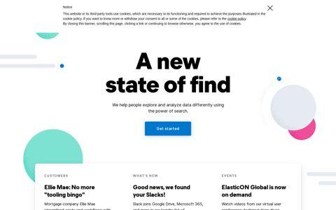 Open Source Search: The Creators of Elasticsearch, ELK ...