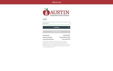 AISD Portal - Austin ISD