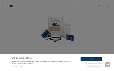 EK-6300 Getting Started: LEGIC Identsystems