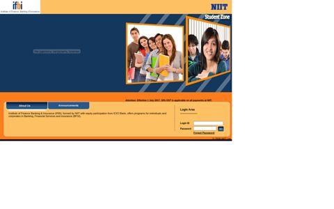 IFBI Student Zone