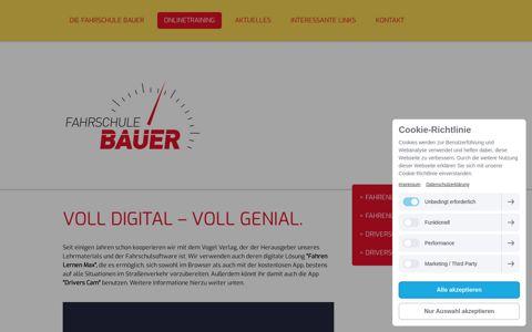 Fahren Lernen Max - Fahrschule KARL BAUER Meßkirch