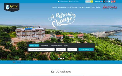 KSTDC - Official website of Karnataka State Tourism ...