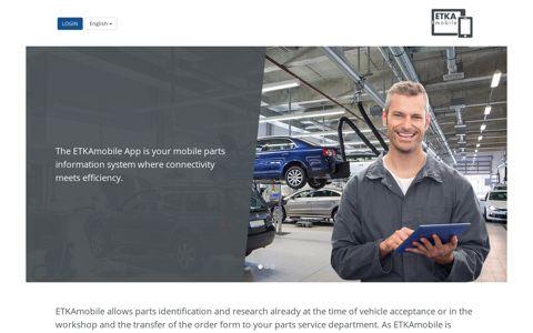 ETKAmobile App