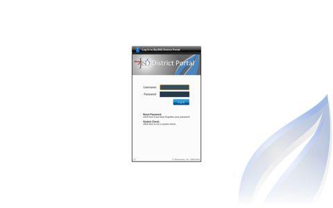 MyJISD District Portal
