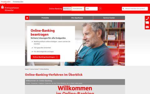 Online-Banking   Kreissparkasse Ahrweiler