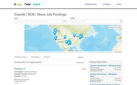 Grande   RCN   Wave Job Postings - My Job Search