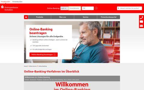 Online-Banking   Kreissparkasse Eichsfeld