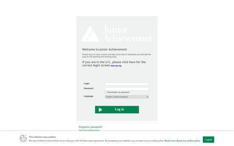 JA Learning Platform - learn.ja.org - Crossknowledge
