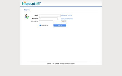 hicloud Box(e)