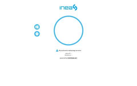 INEA Speed Test